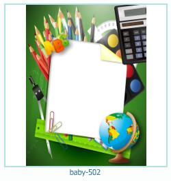 Baby-Fotorahmen 502