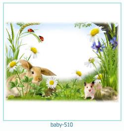 baby Photo frame 510