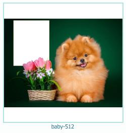 Baby-Fotorahmen 512