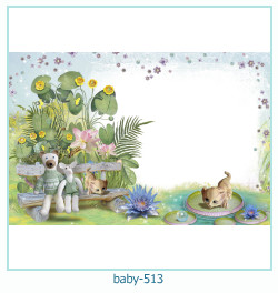 baby Photo frame 513
