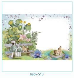 Baby-Fotorahmen 513