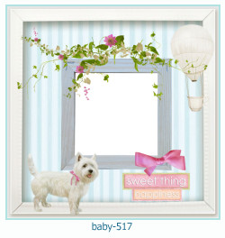 baby Photo frame 517