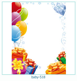 baby Photo frame 518