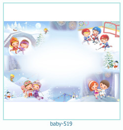 baby Photo frame 519