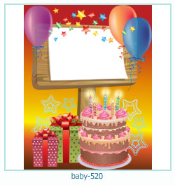 baby Photo frame 520