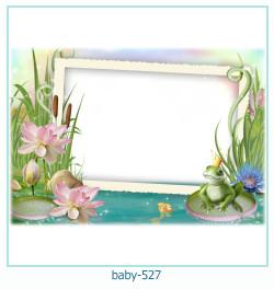 Marco de la foto del bebé 527