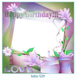 baby Photo frame 529