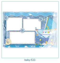 Baby-Fotorahmen 533