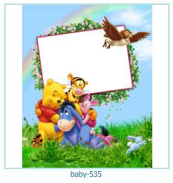Baby-Fotorahmen 535