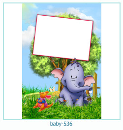 baby Photo frame 536