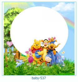 baby Photo frame 537