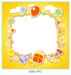 baby Photo frame 543