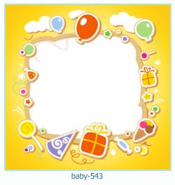 Baby-Fotorahmen 543