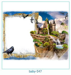 baby Photo frame 547