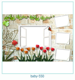 baby Photo frame 550