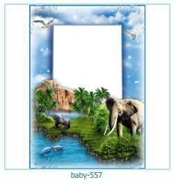 baby Photo frame 557