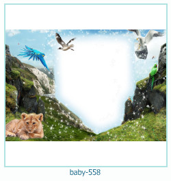 baby Photo frame 558