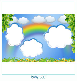 baby Photo frame 560