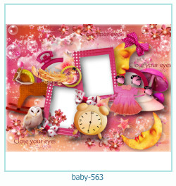 baby Photo frame 563