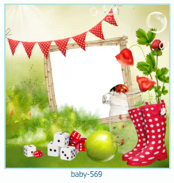 baby Photo frame 569