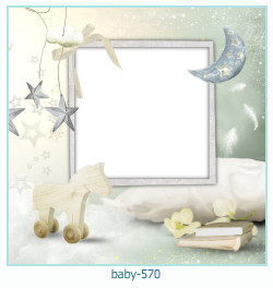 baby Photo frame 570