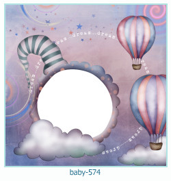 baby Photo frame 574