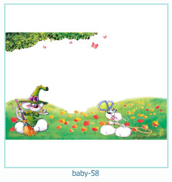 baby Photo frame 58