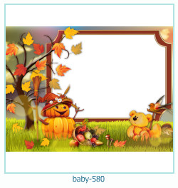 baby Photo frame 580