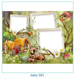 baby Photo frame 581