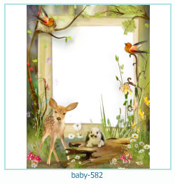 baby Photo frame 582