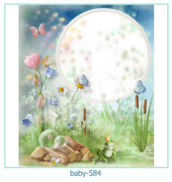baby Photo frame 584