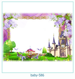 baby Photo frame 586
