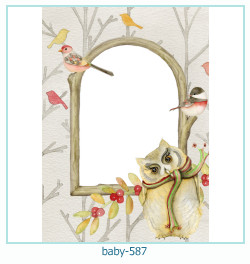 baby Photo frame 587