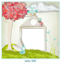 baby Photo frame 589