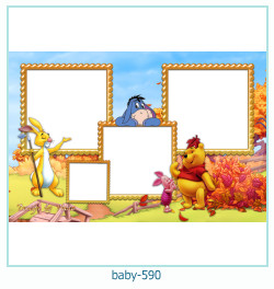 baby Photo frame 590
