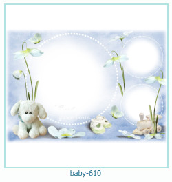 baby Photo frame 610