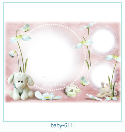 baby Photo frame 611