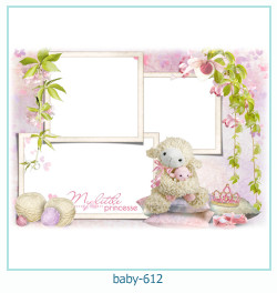 baby Photo frame 612