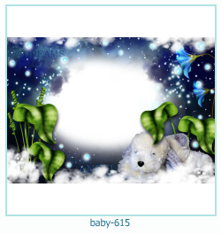 baby Photo frame 615