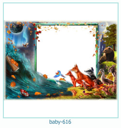 baby Photo frame 616