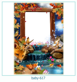 baby Photo frame 617