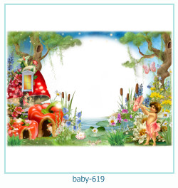 baby Photo frame 619