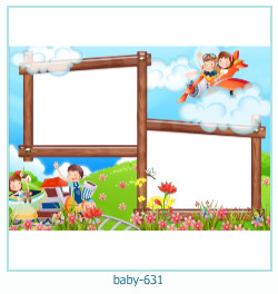 baby Photo frame 631