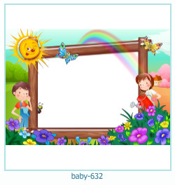 baby Photo frame 632