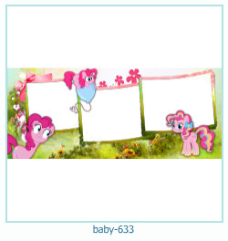 baby Photo frame 633