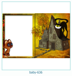 baby Photo frame 636