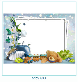 bébé Cadre photo 643