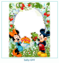 baby Photo frame 644