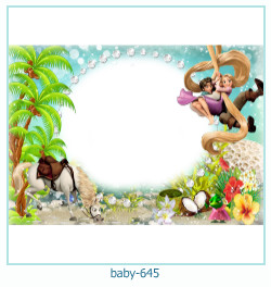 baby Photo frame 645