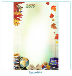 baby Photo frame 647
